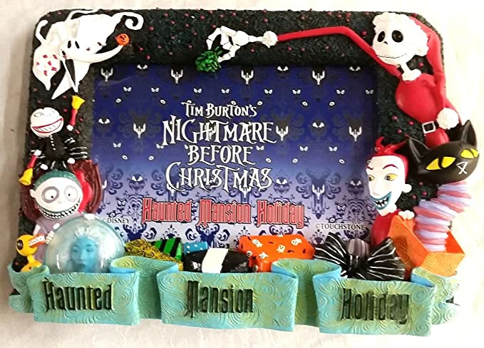 Nightmare Before Christmas Disneyland Haunted Mansion Holiday Le