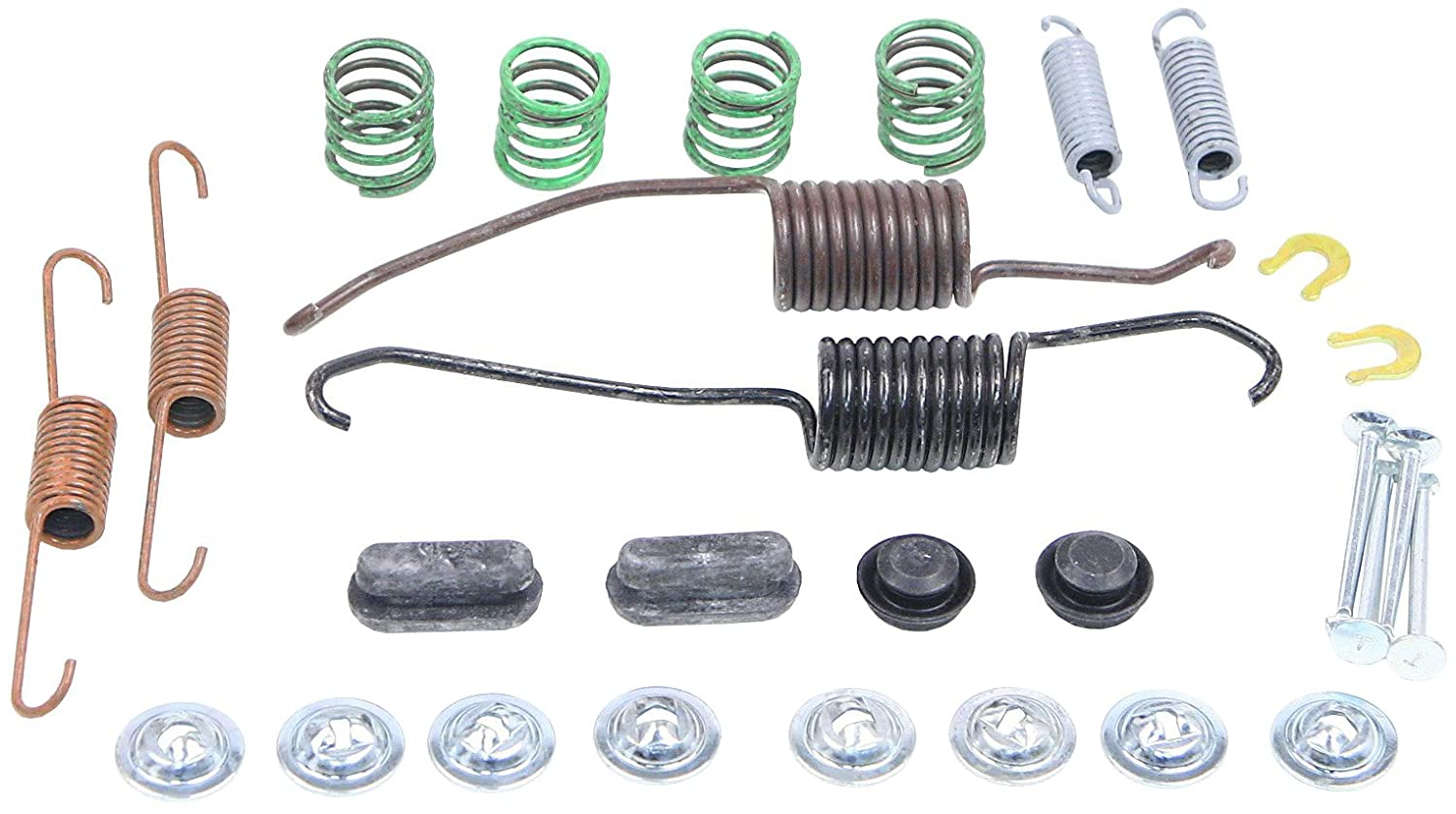 Beck Arnley 084-1636 Drum Brake Hardware Kit