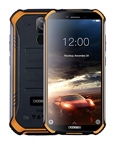DOOGEE S40 Android 9.0 Movil Todoterreno, Dual SIM 4G
