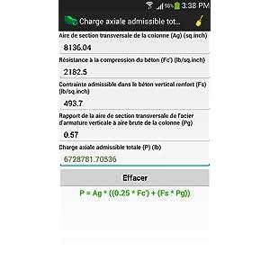 Calculadora de Hormigón: Amazon.es: Appstore para Android