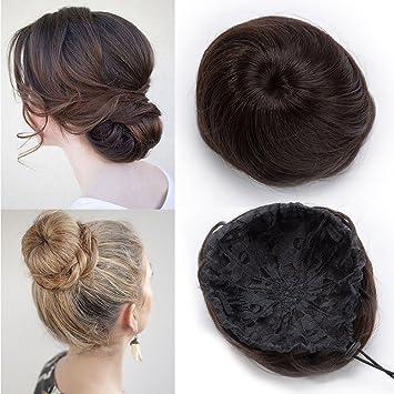 Haarteile fur hochsteckfrisuren echthaar