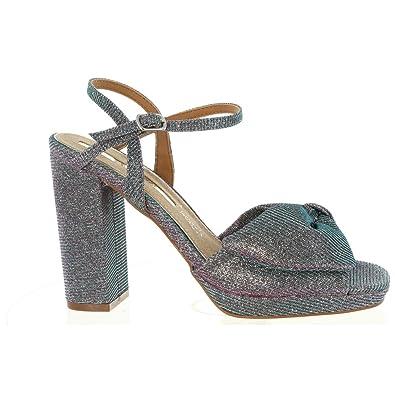 Maria Femme Sandale Mare Chaussures WNR775MN Azul 66631 SwSgqBP