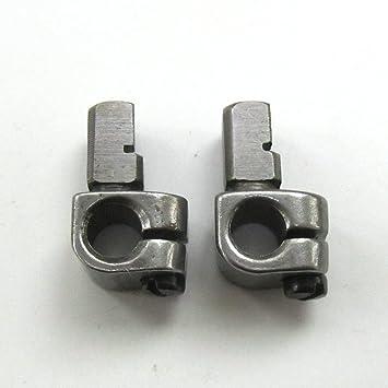 KUNPENG - # 090420060017 2 piezas aguja de conexión espárrago para bordadora Tajima: Amazon.es: Hogar