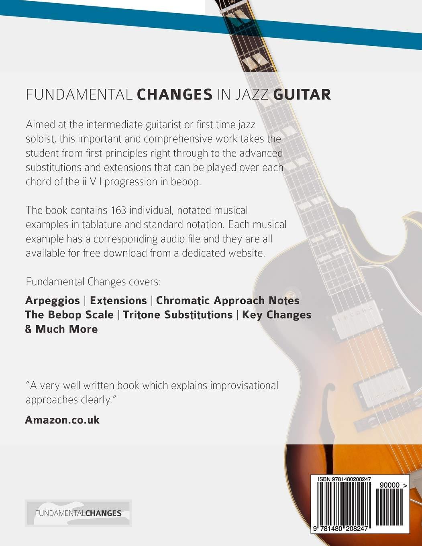 Fundamental Changes in Jazz Guitar Audio