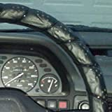 C.P.R. DIY Classic Grip Synthetic Leather Old School Wrap Steering Wheel Cover