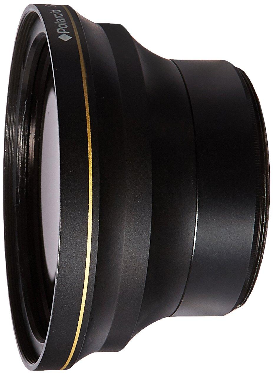 Polaroid Studio Series .43X HD Super Wide Angle Lens 58mm PL4358SW