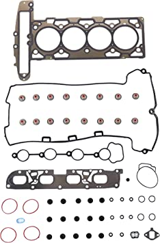 Head Gasket Set Bolt Kit Fits 07-12 GMC Saturn 2.2L 2.4L DOHC VIN 5,H