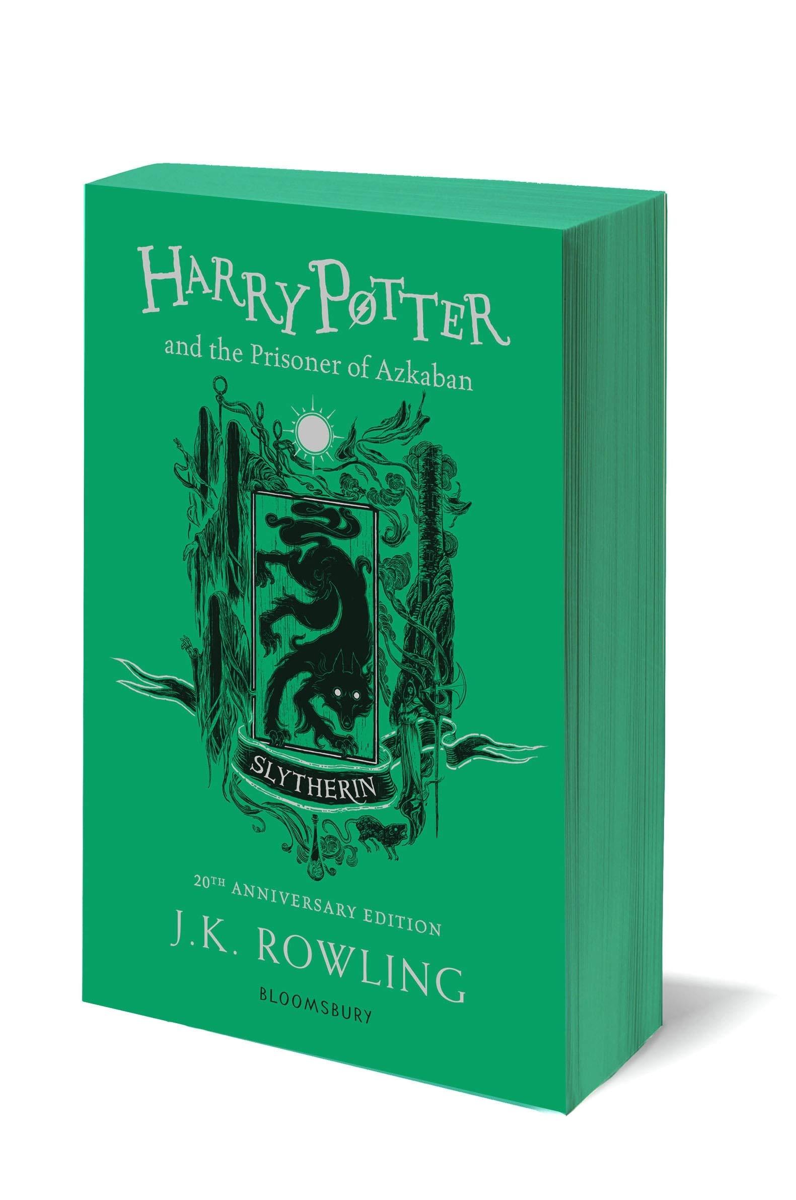 Harry Potter And The Prisoner Of Azkaban - Edición Slytherin ...