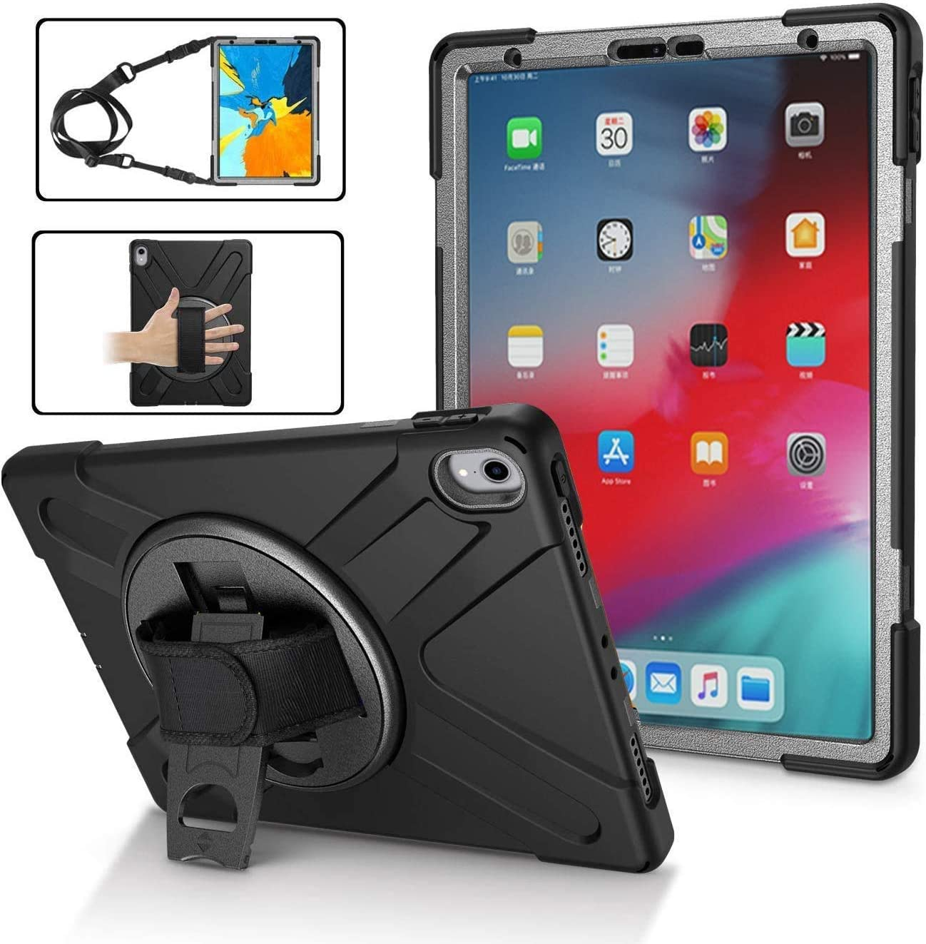 Free Amazon Promo Code 2020 for iPad Pro 11 Case 2018 with Strap