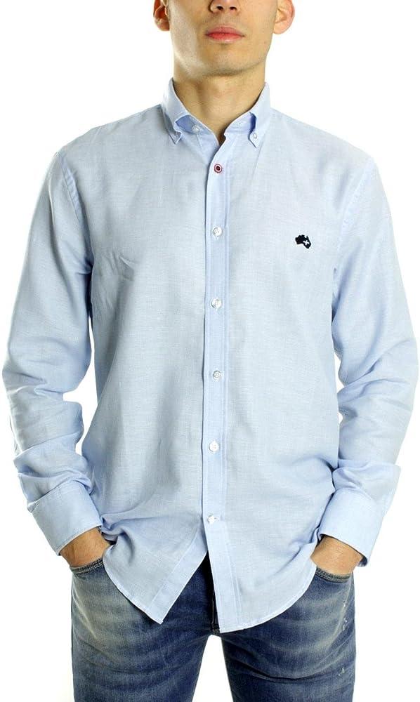 ALTONADOCK Camisa Azul Claro XL: Amazon.es: Ropa y accesorios