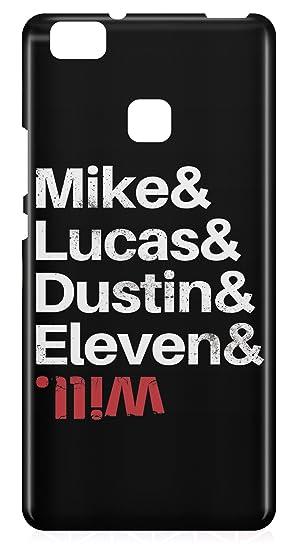 LaMAGLIERIA Carcasa de Huawei P9 Lite Stranger Things Mike ...