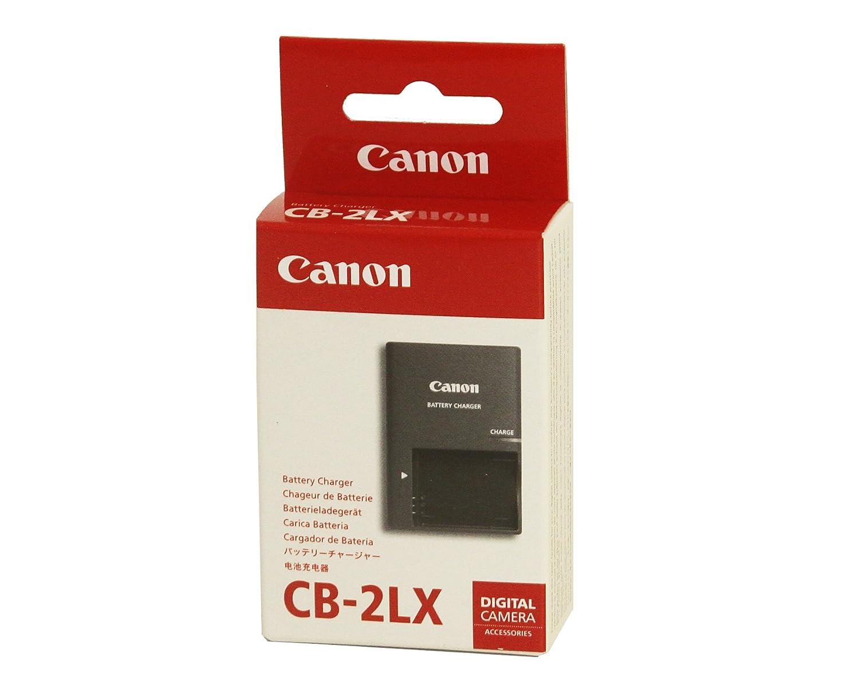 Amazon.com: Cargador de batería Canon CB-2LX: Camera & Photo