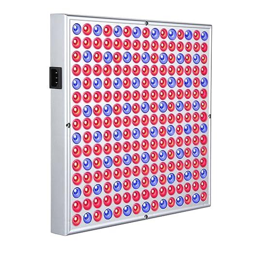 4 opinioni per Excelvan 45W 225 LED SMD Pianta Idroponica Grow Light & Illuminazione di