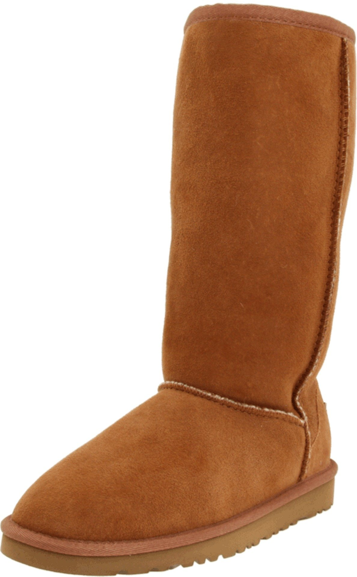 UGG Classic Tall (Youth) Chestnut,size US 5
