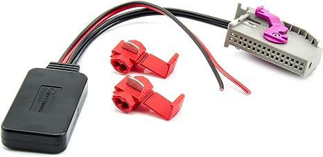 Bluetooth Aux Adapter Für Audi A3 A4 A6 A8 Tt Rns E Navi Radio Elektronik