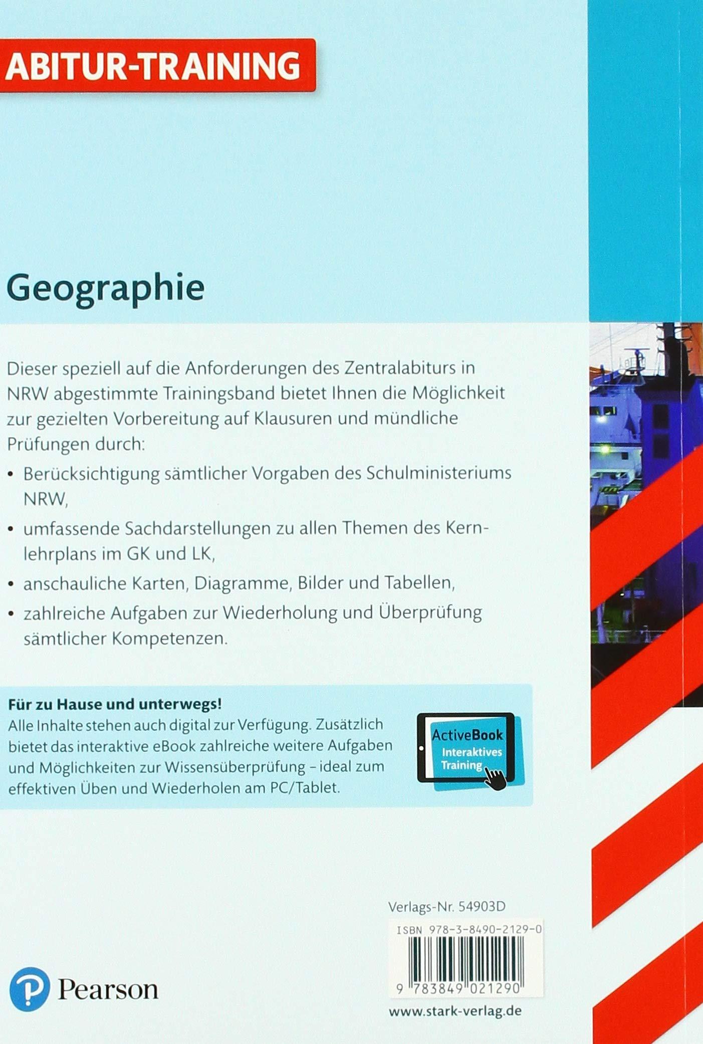 Geographie nrw abitur