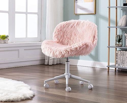 Shunzhi Fuzzy Vanity Chair