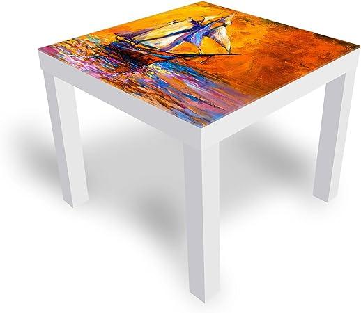 Table D Appoint Decorative Ikea En Verre Laque Table Basse