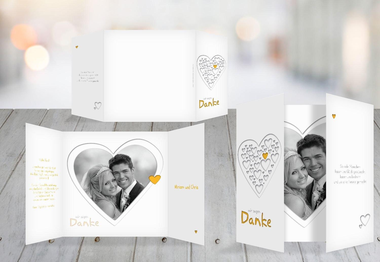 Kartenparadies Danksagung für Hochzeitsgeschenke Hochzeit Dankeskarte Herzform, hochwertige Danksagungskarte Danksagungskarte Danksagungskarte Hochzeitsglückwünsche inklusive Umschläge   20 Karten - (Format  145x145 mm) Farbe  RosaLeuchtend B01NCXVS4Y   Um Sowohl Die Q 8e842f
