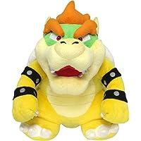 Sanei Super Mario All Star Collection Bowser - Peluche de Peluche (25,4 cm, tamaño pequeño)