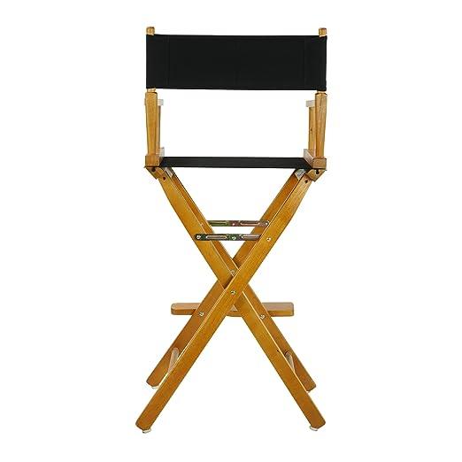 Amazon.com: Casual Home silla de director de tela, marco ...