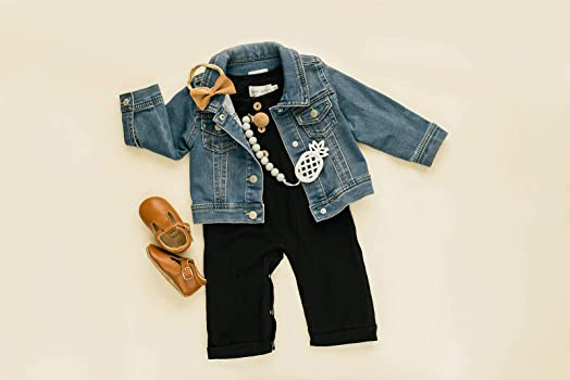 Baby Boy Spring Romper Babe Basics Linen Baby Romper Spring Photoshoot Outfit Blue