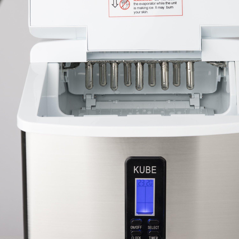 Amazon H Koenig KB15 Eiswürfelmaschine Eismaschine 15kg