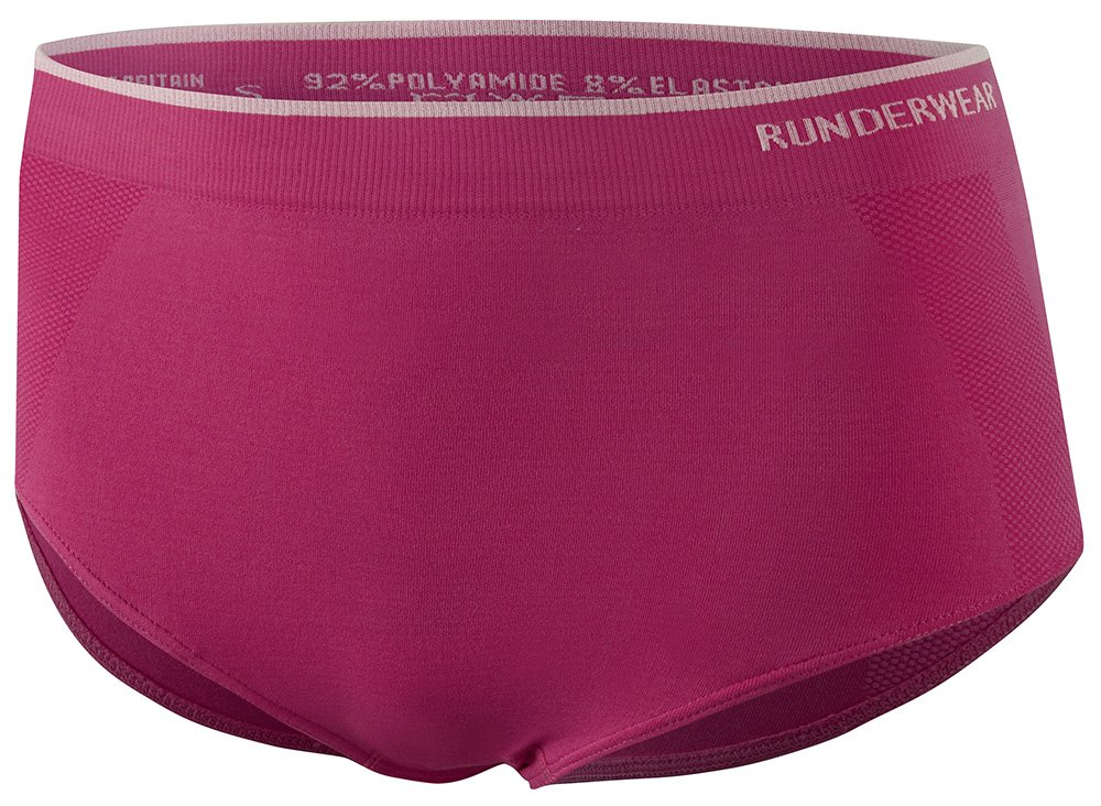 Runderwear Women's Briefs **2 Pair Pack** | Chafe-Free Performance Underwear with Seamless Technology RB0084-X2