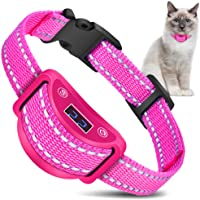Paipaitek Cat Meow Collar, Automatic No Shock Vibration Collar for Cats, Cat Trainer Designed Collar for Stop Meowing, 5…