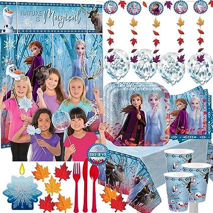 Amazon.com: Mega Frozen 2 suministros para fiesta de ...