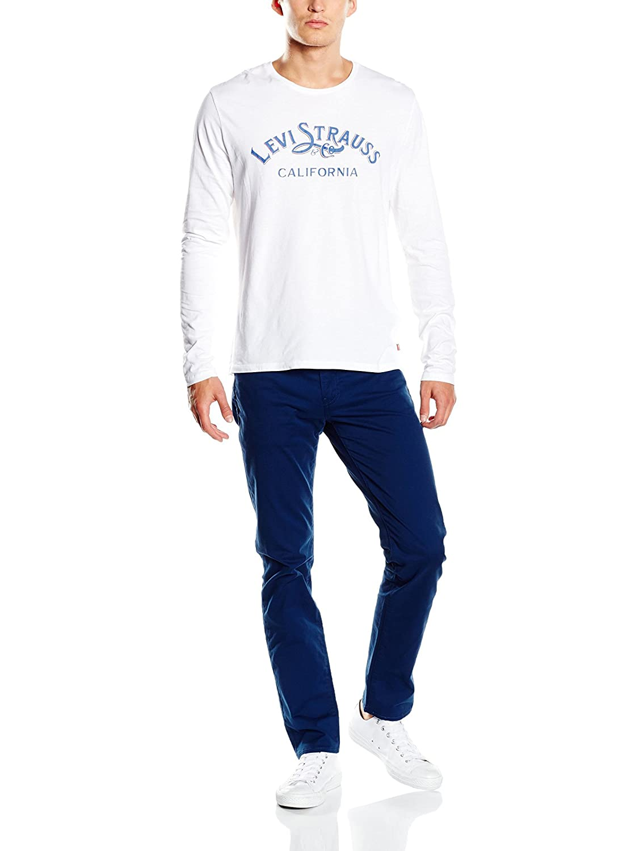 Levi's® - Jean - Skinny/Slim Fit - Homme Bleu Nuit