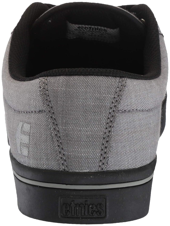 Dark Grey//Black 022 ETNAB|#Etnies Jameson 2 Eco 8.5 UK EU Zapatillas de Skateboard para Hombre