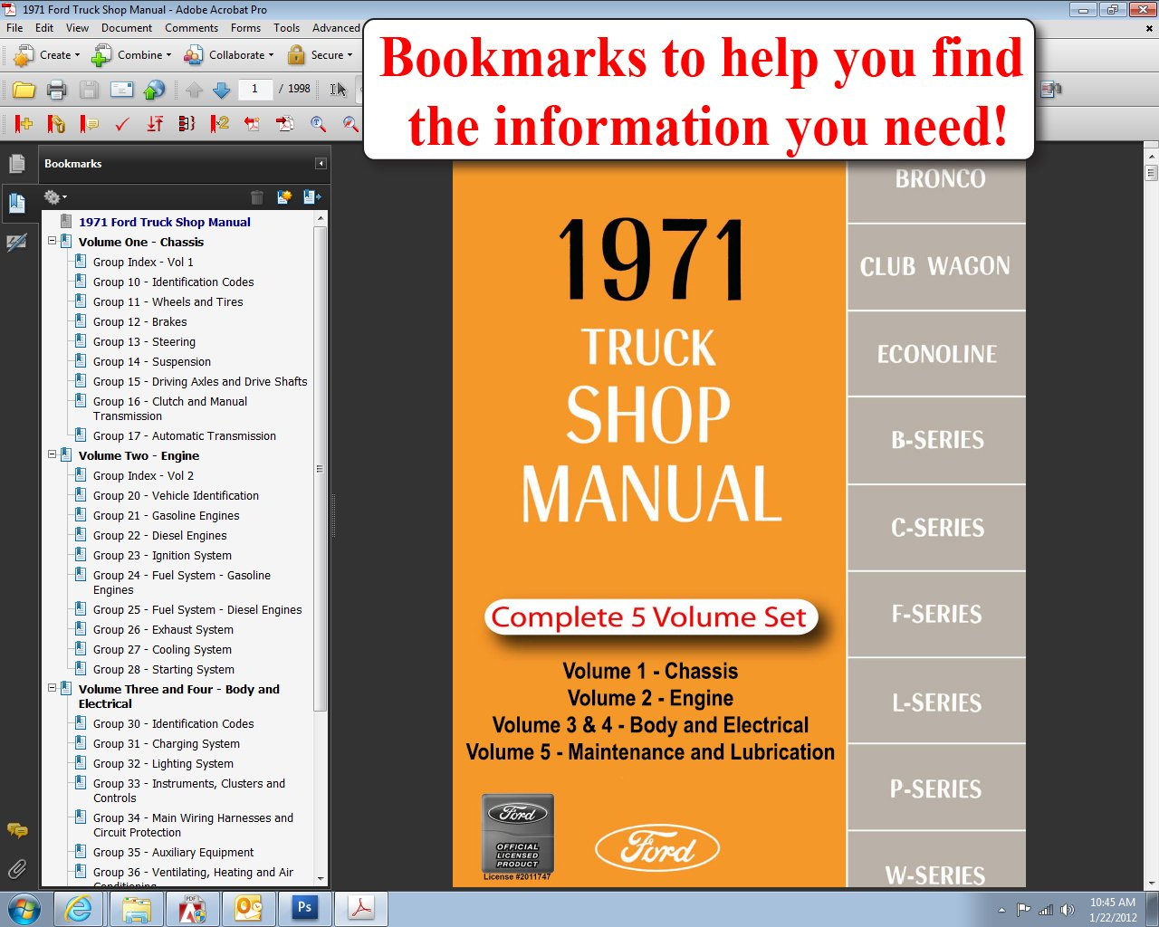 1971 ford truck shop manual ford motor company david e leblanc 1971 ford truck shop manual ford motor company david e leblanc 9781603710794 amazon books fandeluxe Choice Image
