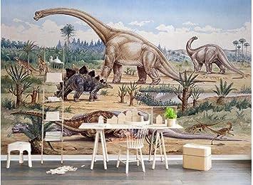 Dinosaurio Jurasico Mundo Ninos Fondo Pintura De Pared Pintura Decorativa 300cmx210cm Fondos De Pantalla No Tejidos Murales Fondos De Pantalla De Fotos Cubiertas De Pared Pinturas De Pared C Amazon Es Bricolaje Y Herramientas Descripción de fondos pantalla dinosaurios. amazon es