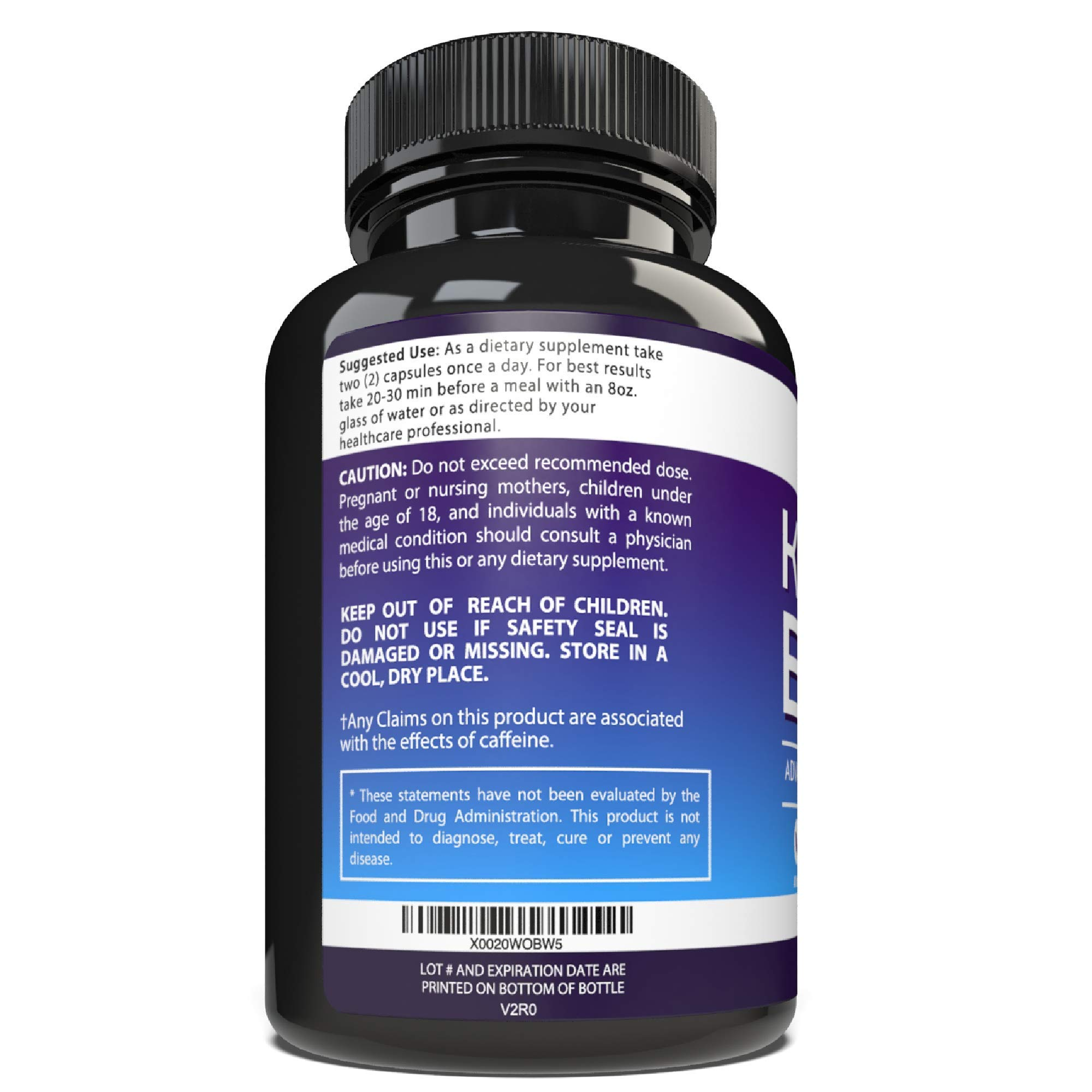 Best Keto Diet Pills - Advanced Weight Loss - BHB Salts Support Fat Burning, Ketosis, Improved Energy and Enhanced Focus by Envy Nutrition (Image #2)