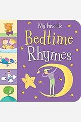 My Favorite Bedtime Rhymes Board book