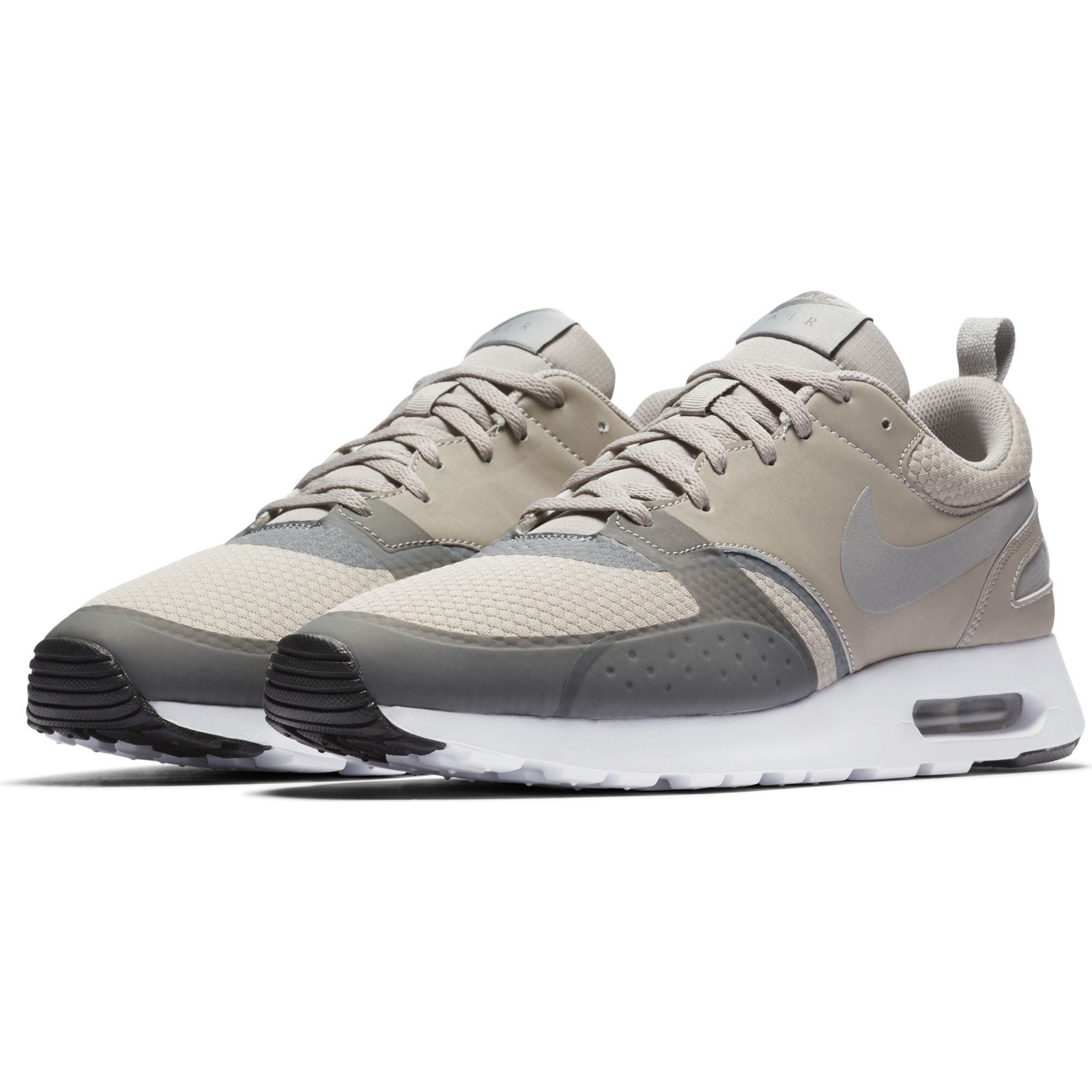 detailed look 68136 a77cc Galleon - NIKE Men s Air Max Vision SE Shoe, Cobblestone Dust-Reflect Silver -White 11