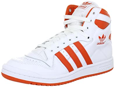 best service e403a e8250 adidas Originals Mens DECADE OG MID Low-Top Sneakers White Size UK 9