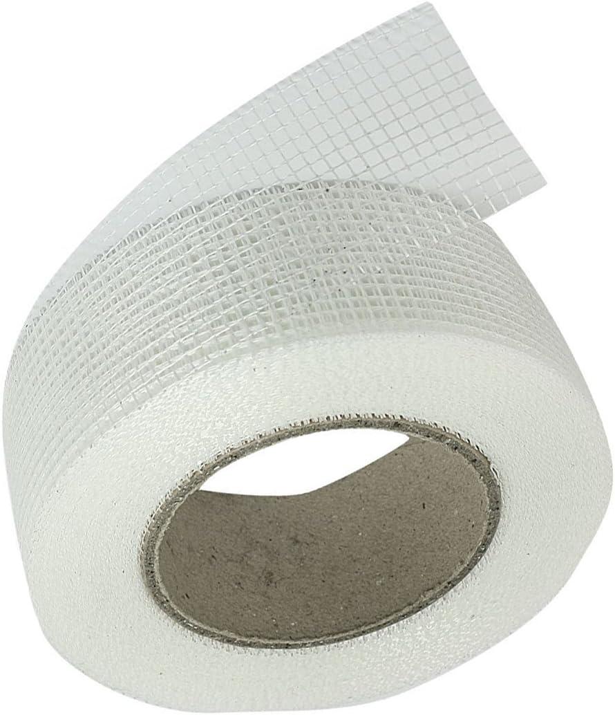 Cinta adhesiva de malla de fibra de vidrio para agujeros de grietas Bobotron