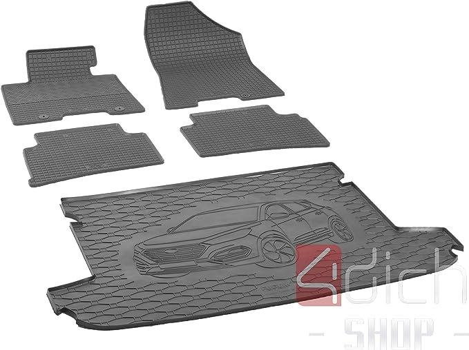 Passgenaue Kofferraumwanne Und Gummifußmatten Geeignet Für Hyundai Tucson Ab 2015 Autoschoner Monteur Auto