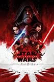 "Amazon Price History for:Posters USA - Star Wars the Last Jedi 2017 Episode VIII 8 Movie Poster GLOSSY FINISH - FIL677 (24"" x 36"" (61cm x 91.5cm))"