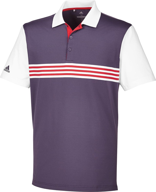 adidas Ce0016 Polo de Golf, Hombre: Amazon.es: Ropa y accesorios
