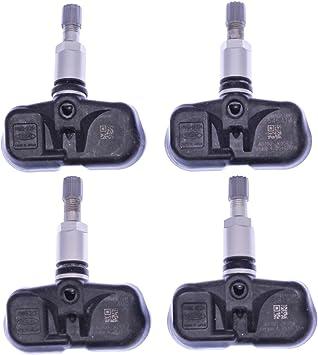Complete Set of 4 OEM TPMS Tire Pressure Sensors PMV-107J For Toyota Lexus
