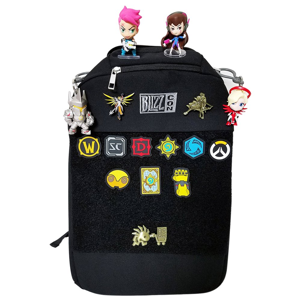 Blizzcon Goody Bag Backpack | Limited Edition Exclusive (2017) by Overwatch (Image #3)