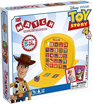 Top Trumps Match Toy Story. Juego de Mesa, color multiple, talla ...