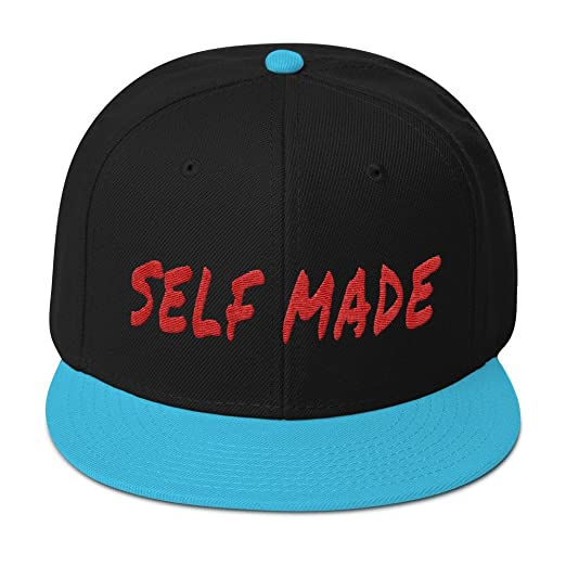 Image Unavailable. Image not available for. Color  TransAndShirtless Self  Made Snapback Hat 26866d52ca5