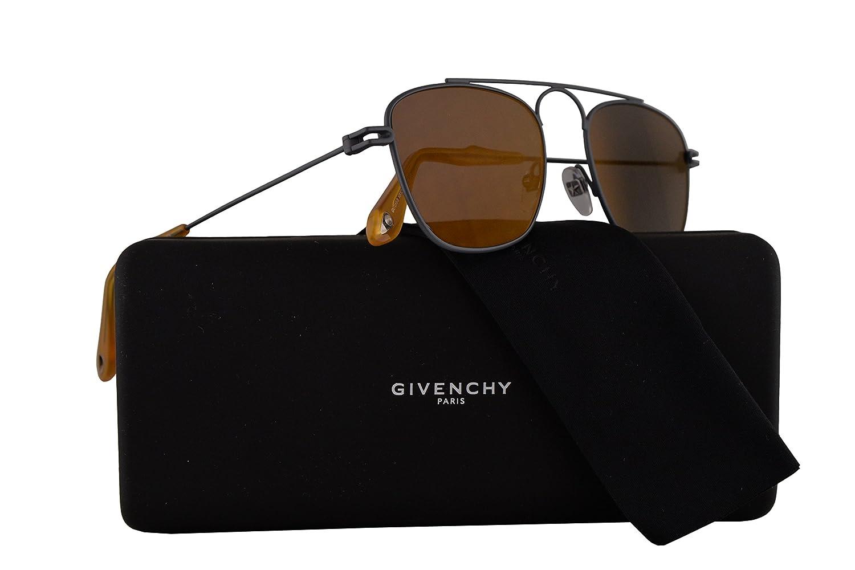 Givenchy メンズ GV 7055/S US サイズ: L カラー: シルバー B07B5H33JJ