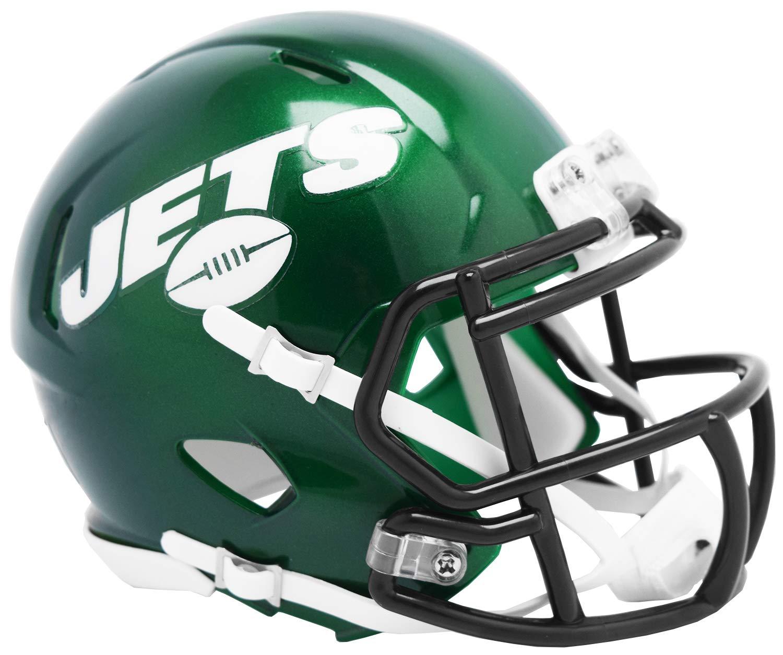 b537cf58 Amazon.com: New York Jets New 2019 Revolution SPEED Mini Football ...