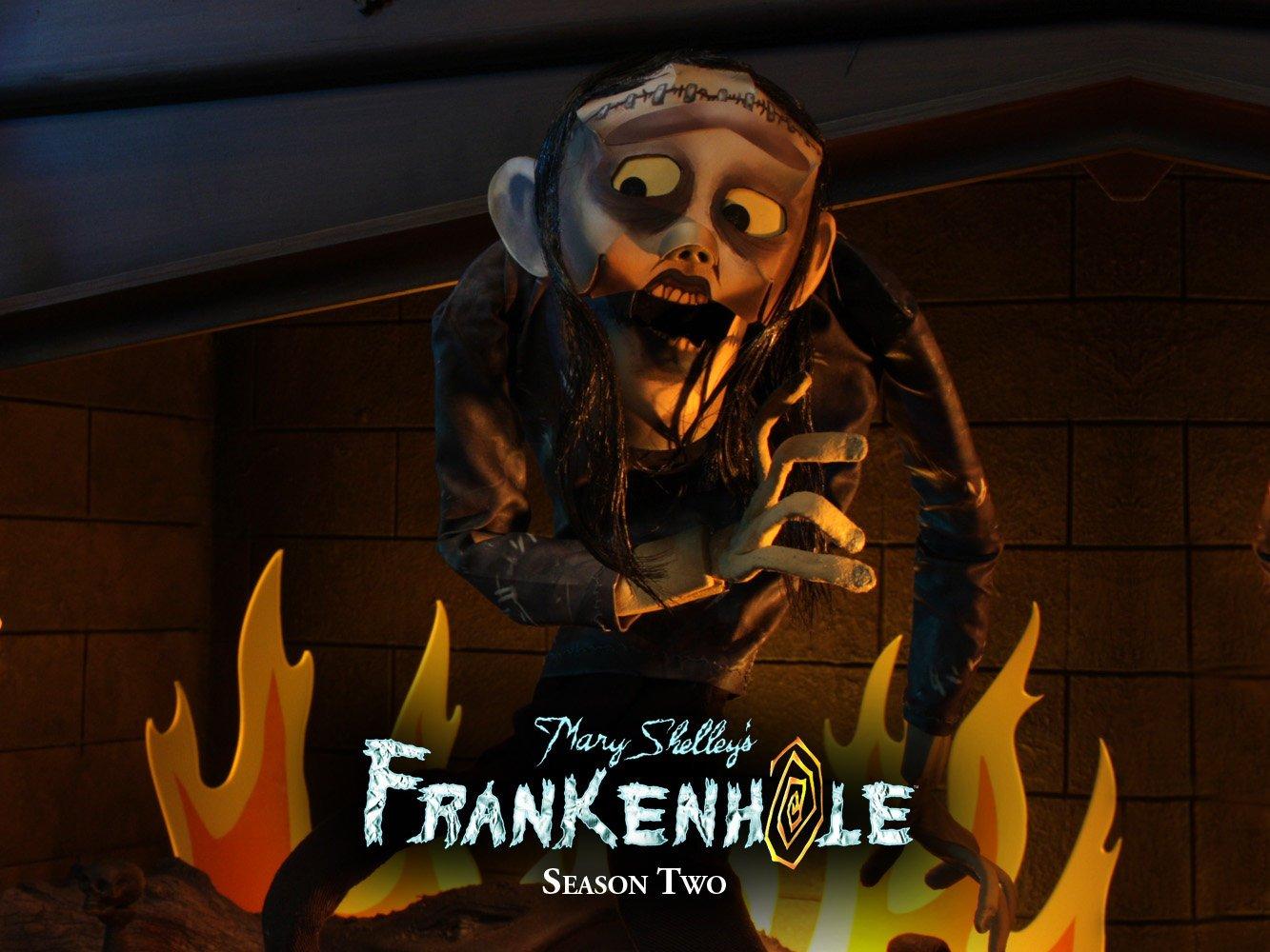 Amazon.com: Watch Mary Shelley's Frankenhole Season 2   Prime Video