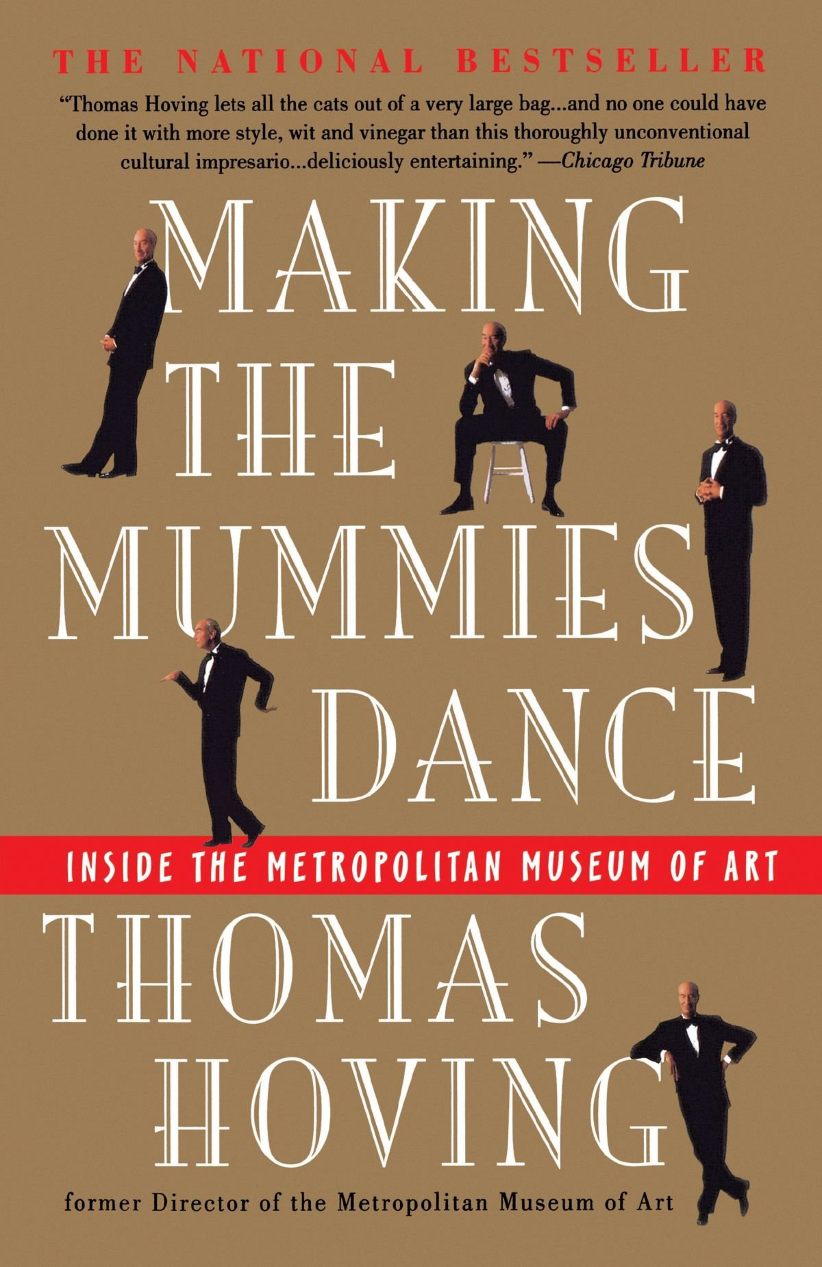 Making the Mummies Dance: Inside the Metropolitan Museum of Art